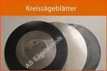 Metall-Kreissägeblätter