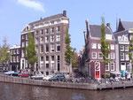 Städtetour Amsterdam