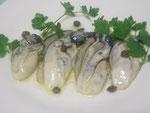 牡蠣のコンフィ