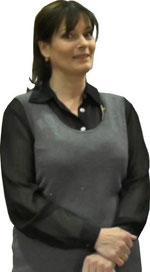 Cécilia Hornus, dans le rôle de Blanche Dubois