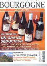 Bourgogne Aujourd'hui n°106 (Juin-Juillet 2012)