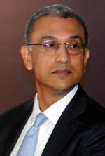 Jet Airways' CEO Vinay Dube