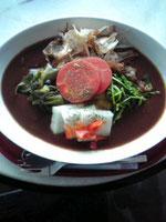 京野菜のチーズカレー