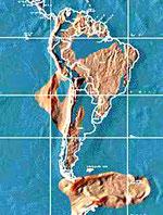 Южная Америка после Апокалипсиса.