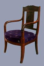 fauteuil empire