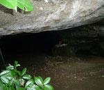 猿島洞くつ