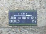 Plaque CVO4