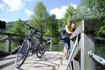 Radfahren  und Biken im Altmühltal