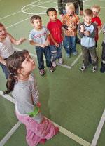 LifeKinetik-Training mit Kindern: viel Spaß und Spannung