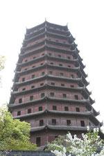 Pagoder der 6 Harmoniern, Hangzhou