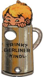 Brliner Kindl Zigarren Abschneider