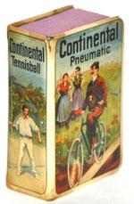 Continental Streichholzschachtel Halter 2