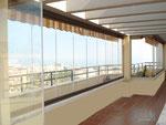 Ventajas de las cortinas de vidrio