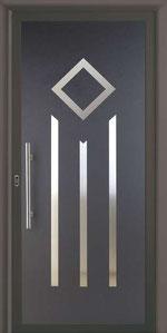 Modelo ciego de panel de puerta