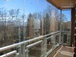 Garantía y calidad en nuestras cortinas de vidrio