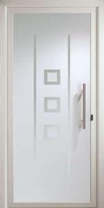 Panel decorativo para puerta de entrada ciego Tirso