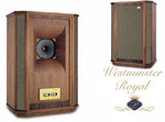 Акустика Tannoy, серия Prestige, модель Westminster Royal SE