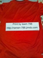 コラボTシャツイメージ