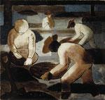 Garimpeiros (C.Portinari, 1938)