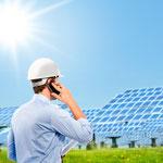 Solaranlage Wartung