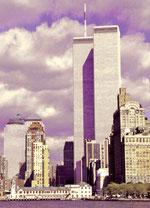 Les tours jumelles de New York