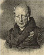 Friedrich Wilhelm Christian Carl Ferdinand von Humboldt * 22. Juni 1767 † 8. April 1835