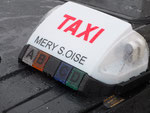 taxi a méry sur oise