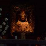 毛越寺 阿弥陀像