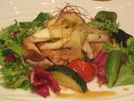 ☆新得地鶏のネギ風味焼きいろいろ野菜添えセット