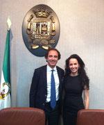 Luis Zarraluqui Navarro y Gemma González Calvo