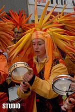 Samba-Band Luur de Maluccos