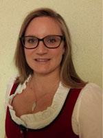 Schriftführerin Bianca Weissensteiner