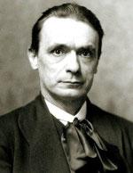 portrait de Rudolf Steiner