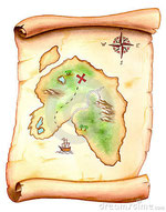 ciste 宝の地図