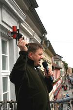 Den Startschuss gab Bürgermeister Frank Steffen