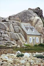 Haus bei Ploumanac'h