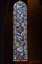 Chartres, Fenster Joh. d. Täuf.