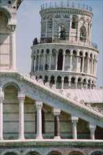 Pisa, Dom und Schiefer Turm