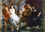 Orphée et Eurydice - Rubens