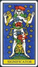 Significator - Le tarot de la Roue de Dame Fortune