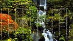 PC/GEOS Desktop Japanischer Garten, Portland, Oregon