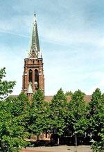 Die wunderschöne Kirche