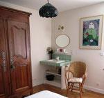 chambre 2 Villa Les Bruyères