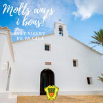 Sant Vicent feiert sein Patronatsfest