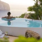 Luxus im 5 Sterne-Hotel Hacienda Na Xamena auf Ibiza