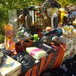 Rastrillo, der kleine Sonntags-Markt in Cala Llenya