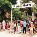 Hippy Market in Punta Arabi Es Canar