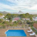 Ferien-Villa Serretes in Cala Vedella