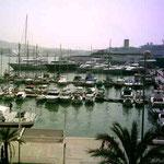Der Club Nautico in Ibiza-Stadt wurde schon 1925 gegründet