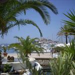 Sport- und Yachthafen in Ibiza Marina Botafoch